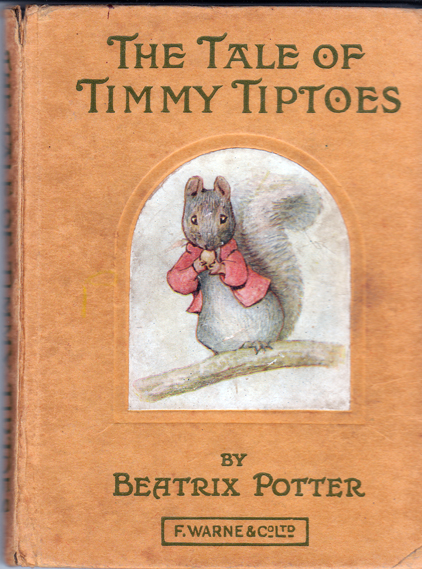 The Tale Of Timmy Tiptoes Beatrix Potter