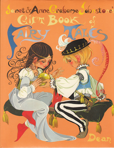modflowers: gift book of fairy tales