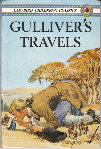 an analysis of the book 4 in gullivers travels by jonathan swift Is this book review for all the 4 parts for gulliver travels the 4 voyages he had anonymous said critical analysis: gulliver's travels, by jonathan swift.